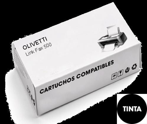 Cartuchos de TINTA COMPATIBLE para Olivetti OFX 1900 Negro FPJ 20 B0384